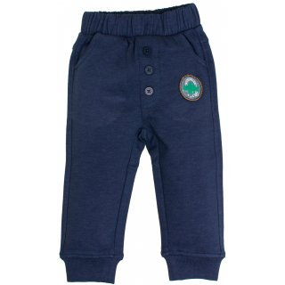 SALT AND PEPPER BABY - Jungen Sweathose / Hose Dino World Ink Blue