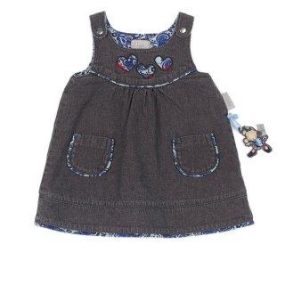 Kleid Allover Druck aus der Serie Winter Blau Sigikid Mädchen
